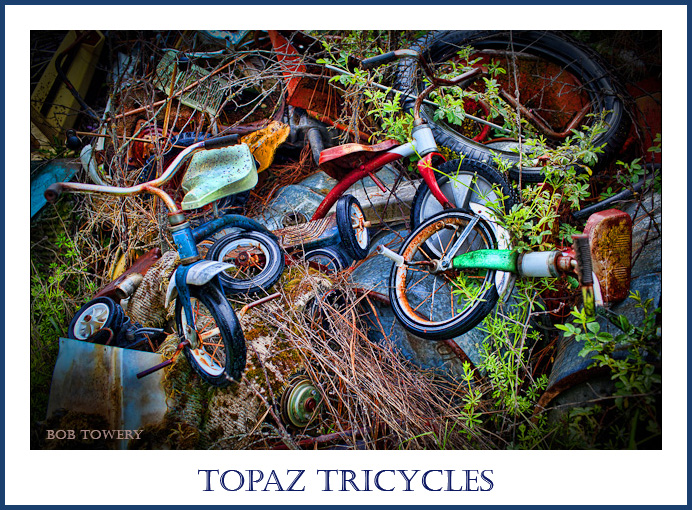 Tricycles-
