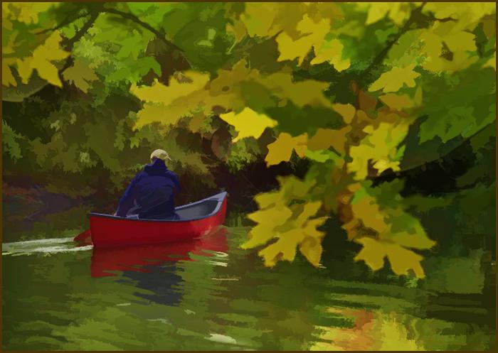 Canoeing-1042581topaz